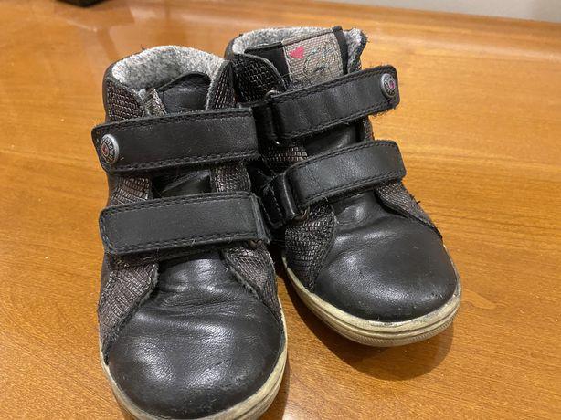 Ботинки Pablosky, Испания, 25 р, утепленные.