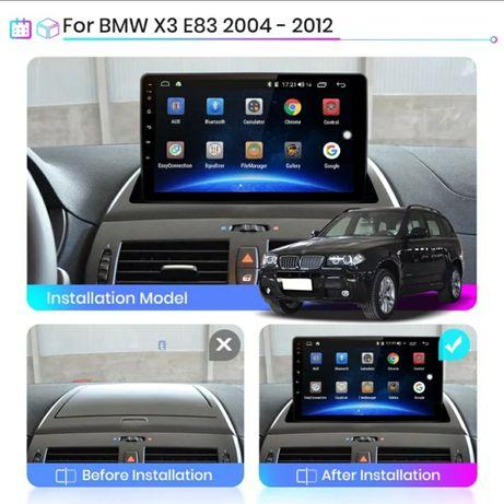 Navigație BMW X3 E83 (2004-2012)