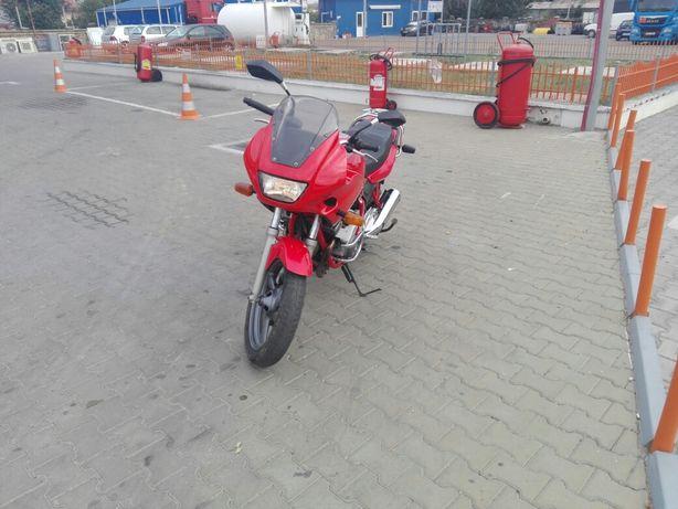 Yamaha xj 600 variante