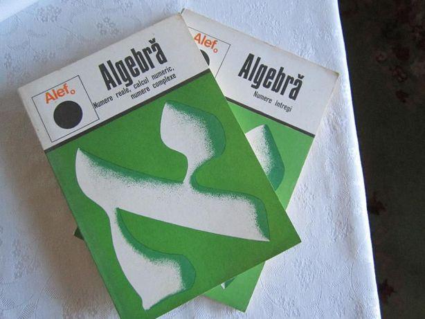 Alef./ Algebra- Numere intregi de C. Gautier, G. Girard, D. Gerell