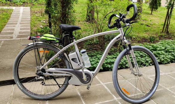 "E-Bike Flyer Premium 28"" Електрически велосипед"