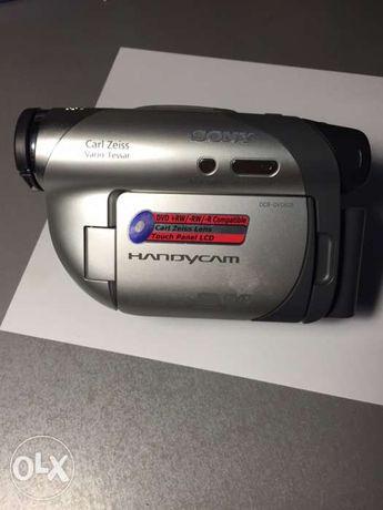 Camera Video MiniDVD Sony DCR-DVD 605