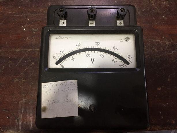 Voltmetru 250V