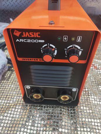 Сварочный аппарат Jasic ARC 200,сварочный аппарат инверторный