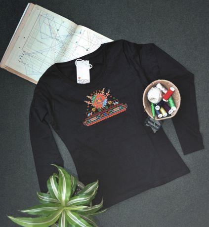 Дамски тениски с шевици, бродерия