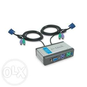 Vand D-Link KVM switch
