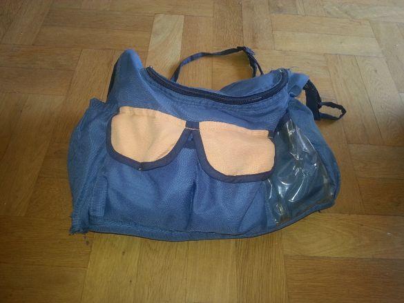 Чанта с водонепропускаемо дъно
