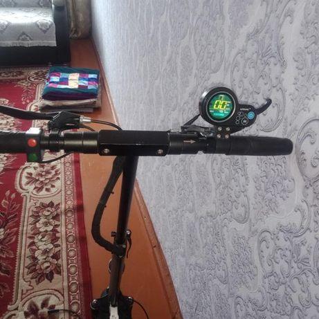 Продам злектросамокат ММК 10