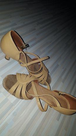 Pantofi dans sportiv PIELE