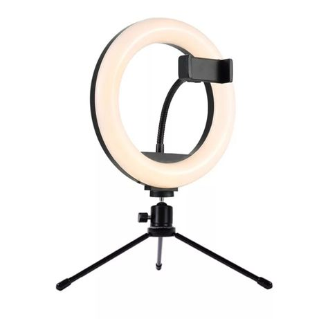 Штатив настольный для съемки с кольцевой кольцевая лампа