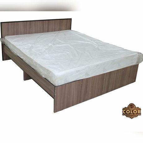 Кровать на двоих.