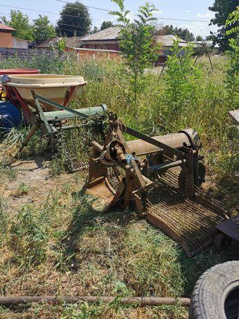 Masina scos cartofi Kuxmann adusa Germania
