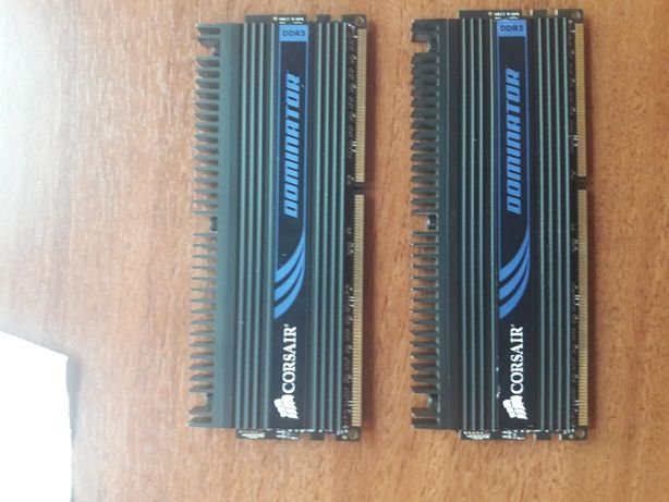 Kit 2x2gb Ddr3 cu Radiator