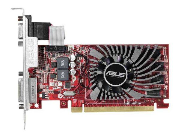 Placa video ASUS Radeon R7 240, 2 GB DDR3, 128-bit Low Profile