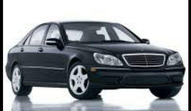 Двери Mercedes w 220 LONG