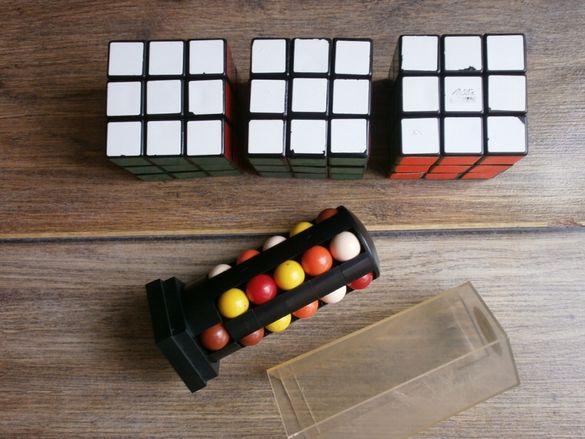 Оригинални Игри Rubik's Cube и Tower Varikon