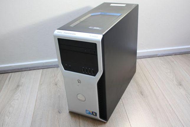 Dell Precision T1600 Intel Xeon Quad Core E3-1245 8 GB RAM Quadro K620