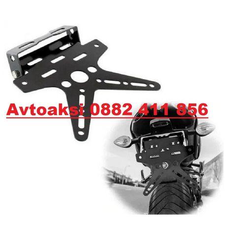 Стойка за номер за мотор,скутер,АТВ- 2536