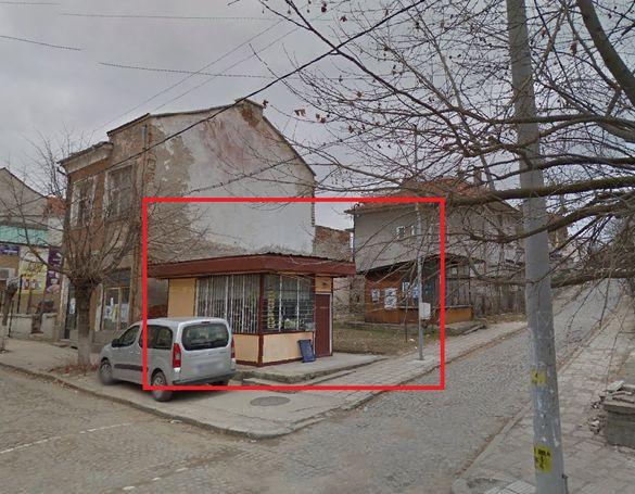 Продавам парцел в Тополовград / ТОП център бивш Тото пункт 182 кв.м.