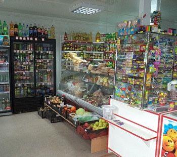 Продуктовый магазин по Сейфулина