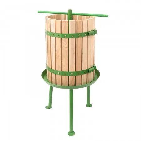 Teasc - presa pentru struguri, lemn si metal rezistent