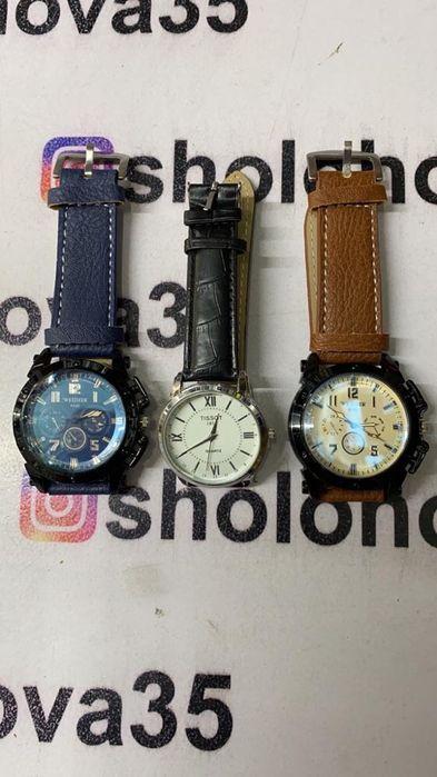 Продам наручные часы!!! По низким ценам!!! Цена от 2000 до 5000 тг. Нур-Султан (Астана) - изображение 1