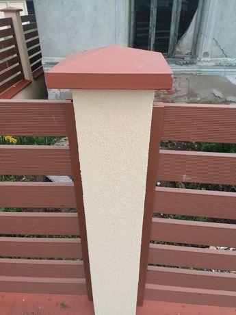 Caciula stalp  beton
