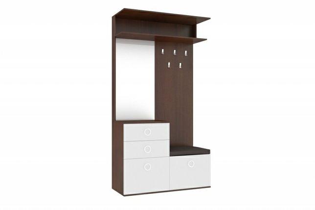 Шкаф для прихожей Делия
