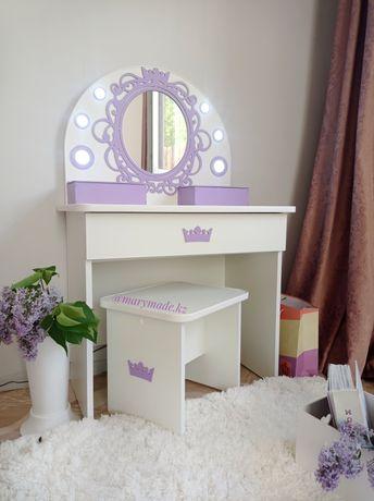 Туалетный столик столик красоты для девочек
