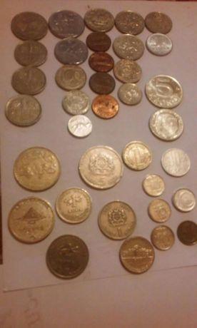 Monede vechi-străine