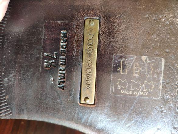 Оригинални обувки Dolce &Gabbana