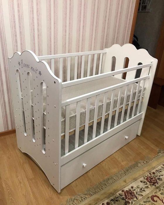 Детские кроватки ВДК. Новые! Бесп. доставка