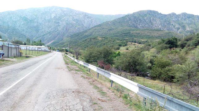 Продается ЗУ под зоны отдыха в ущелье Бургулюк.