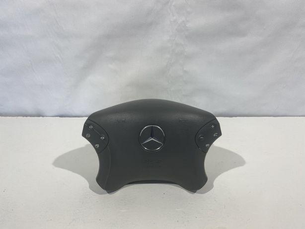 Airbag Volan Comenzi Mercedes C220 Cdi W203 2002