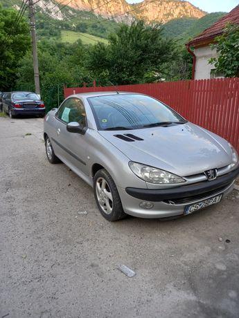 Vind Peugeot model 206 CC
