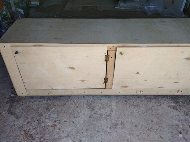 Продам комод-тумбу из дерева