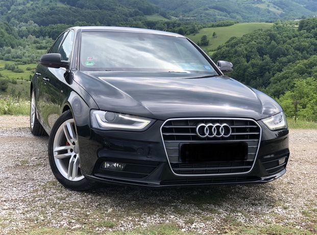 Audi S-line a4  2013