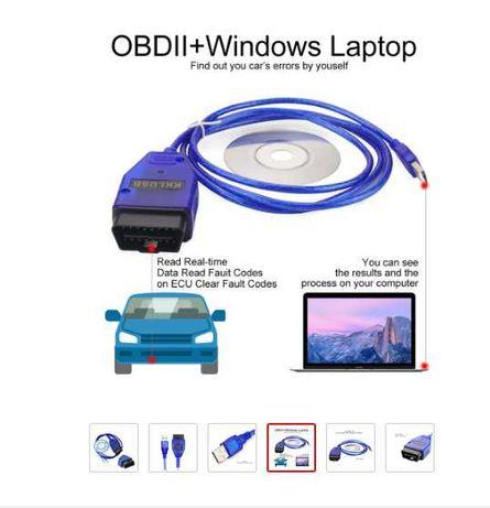 VAG COM KKL 409.1 Diagnoza tester VW / AUDI / SEAT / SKODA