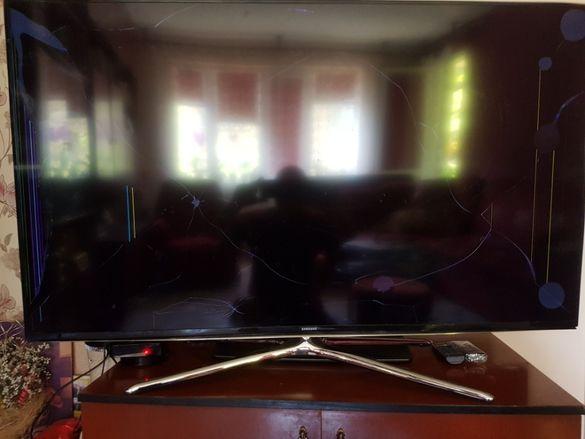 TV Samsung UE50H6200AW за ремонт или за части