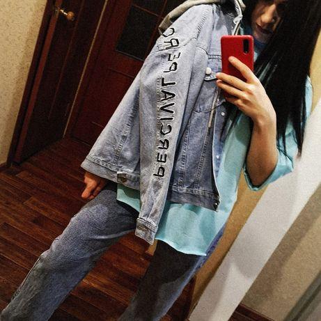 Женские джинсовки
