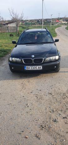 Dezmembrez BMW e46 320D 150 cp