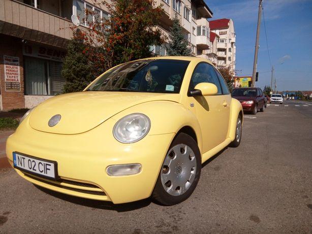 VW beetle, 165000km