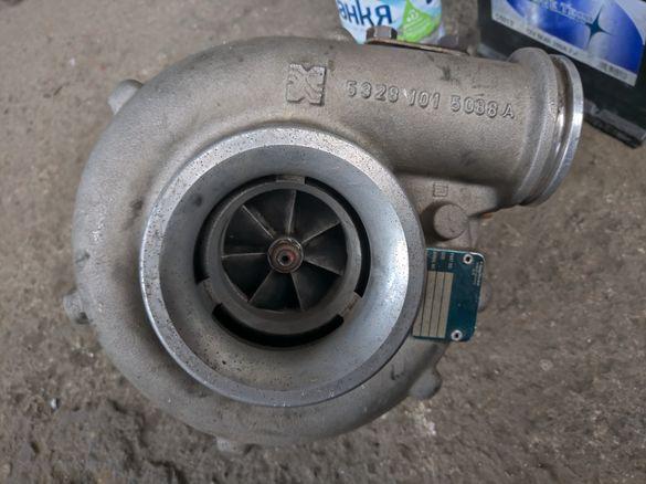 Турбо Borg warner k27 с водно охлаждане