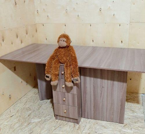 Стол-книжка с 4-мя ящиками и дверкой!!! В наличии и на заказ!!!