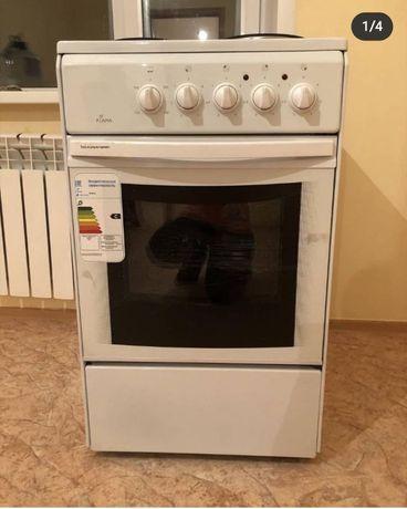 Новая электрическая плита цена 40 тыс.