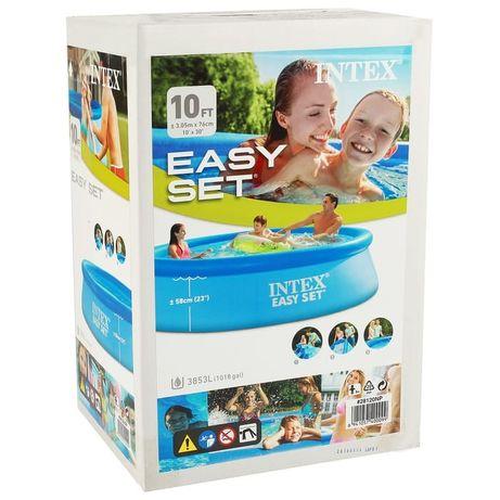 Детский бассейн надувной 305 на 76 см доставка бесплатная