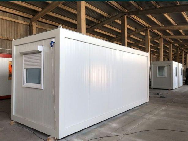 Container containere magazie birou de dormit dormitor monobloc santier