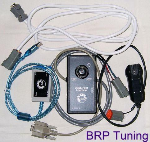 Диагностика прошивка ключей, ремонт модельного ряда BRP-SEADOO