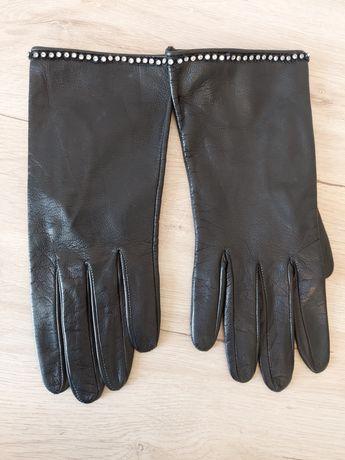 Продам новые кожаные перчатки. Италия