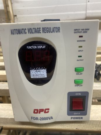 Стабилизатор  OPC FDR-2000VA